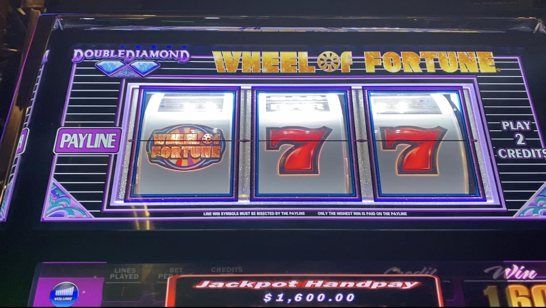 2020年 ラスベガス&グランドサークルドライブ旅行6日目 カジノ・ギャンブル編