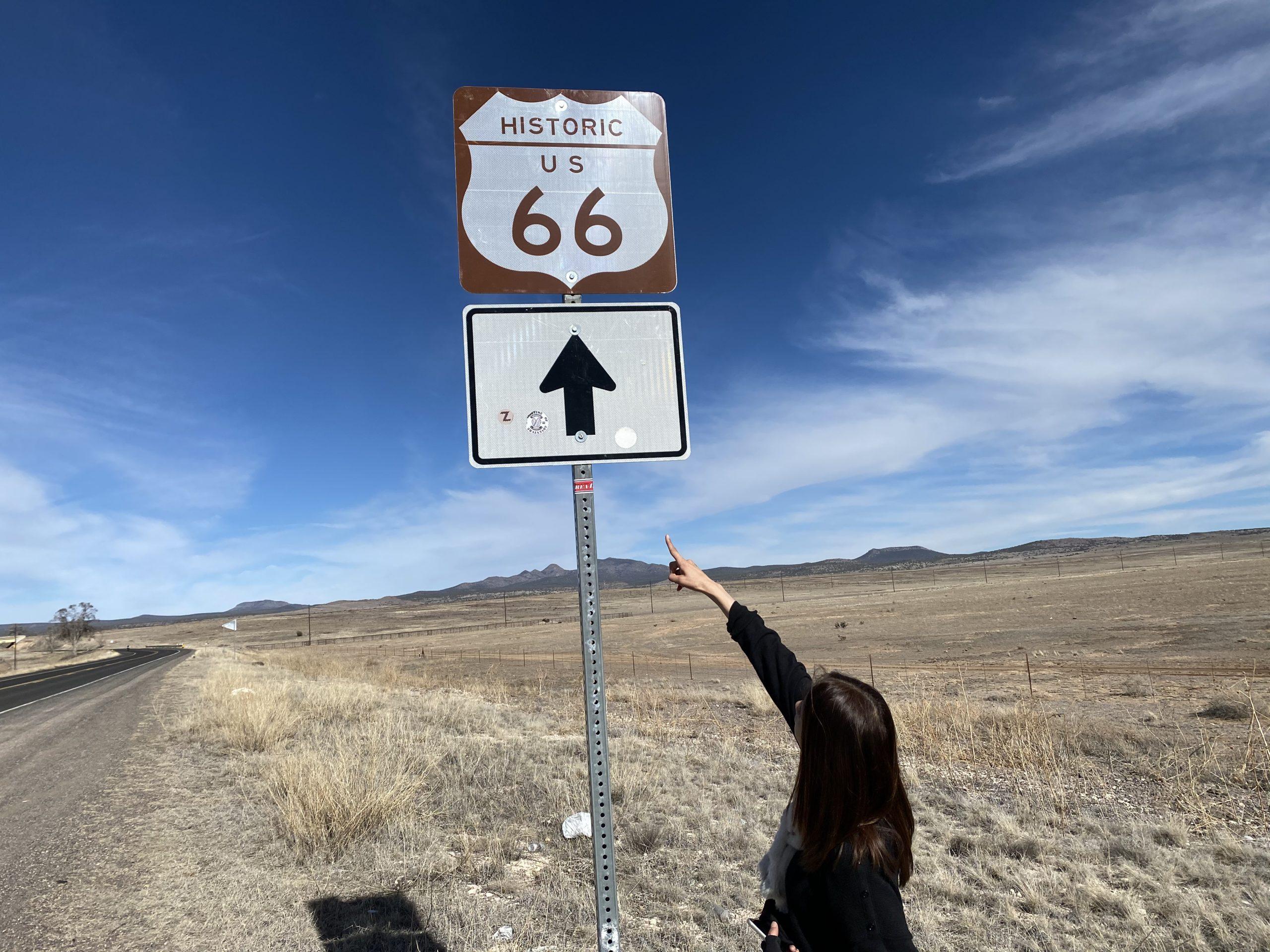 2020年 グランドサークルドライブ旅行5日目 セドナからルート66でラスベガスへ。