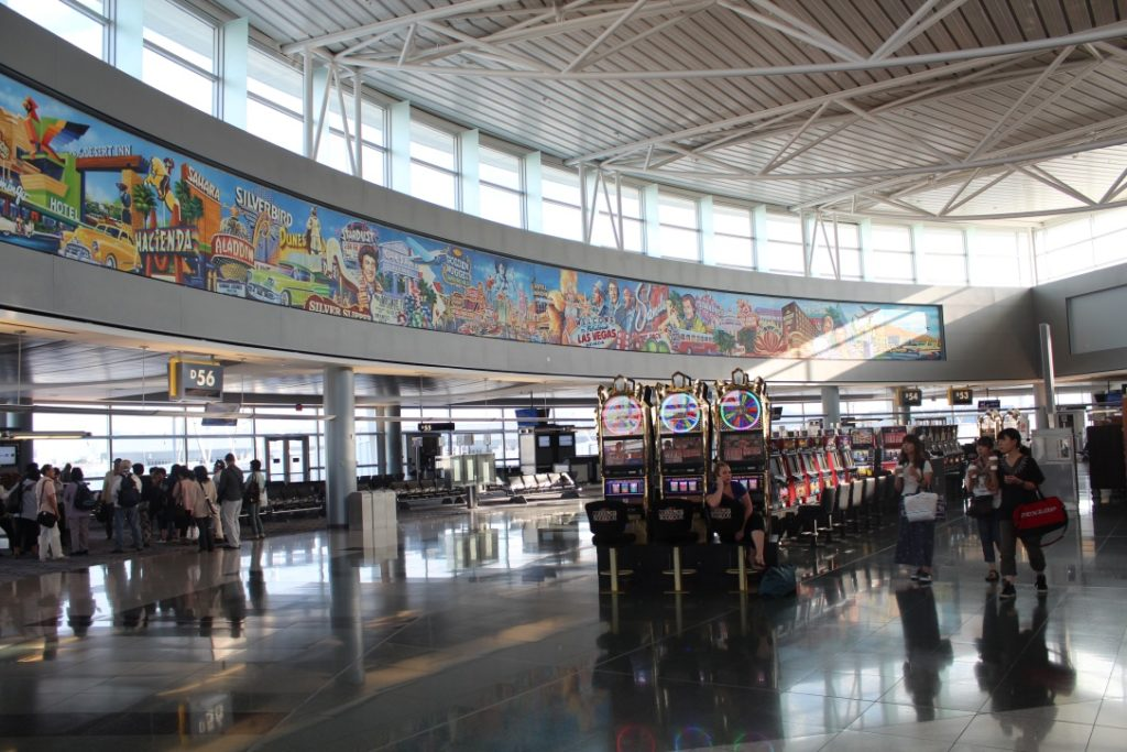 ラスベガス空港