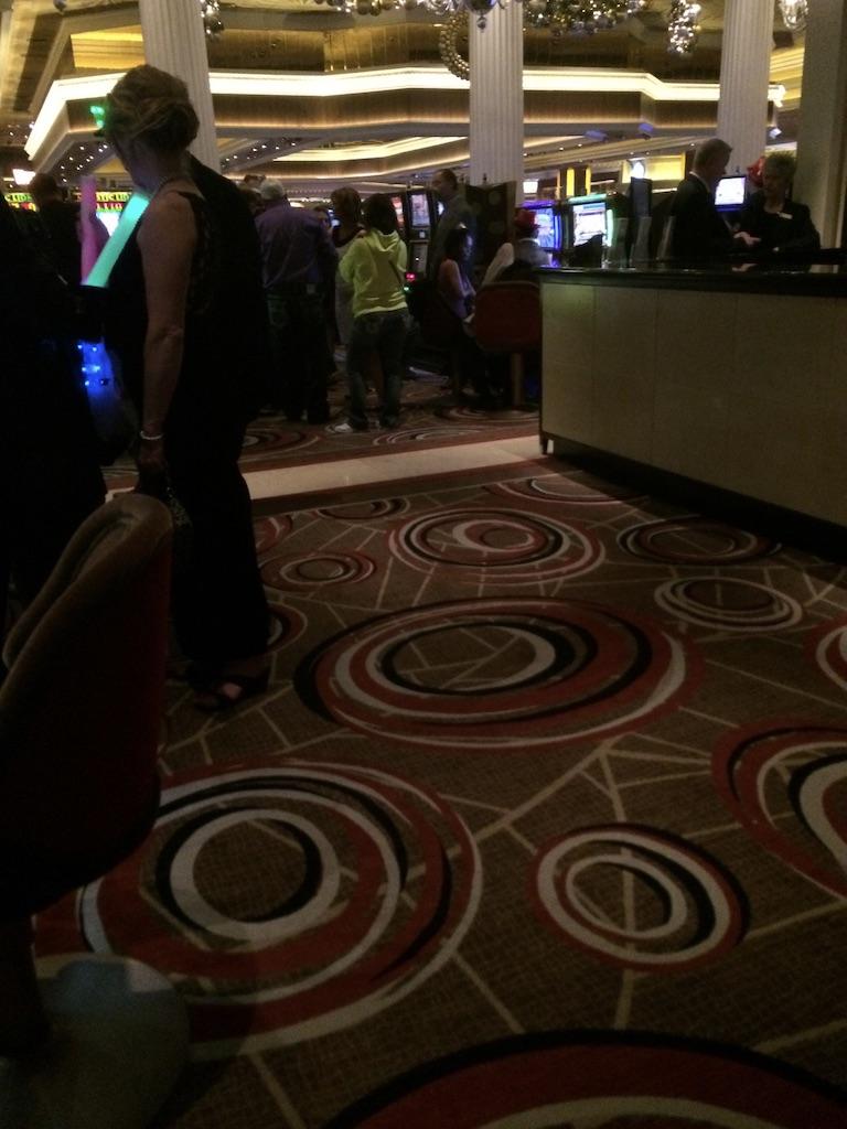 ラスベガス MGM カジノ