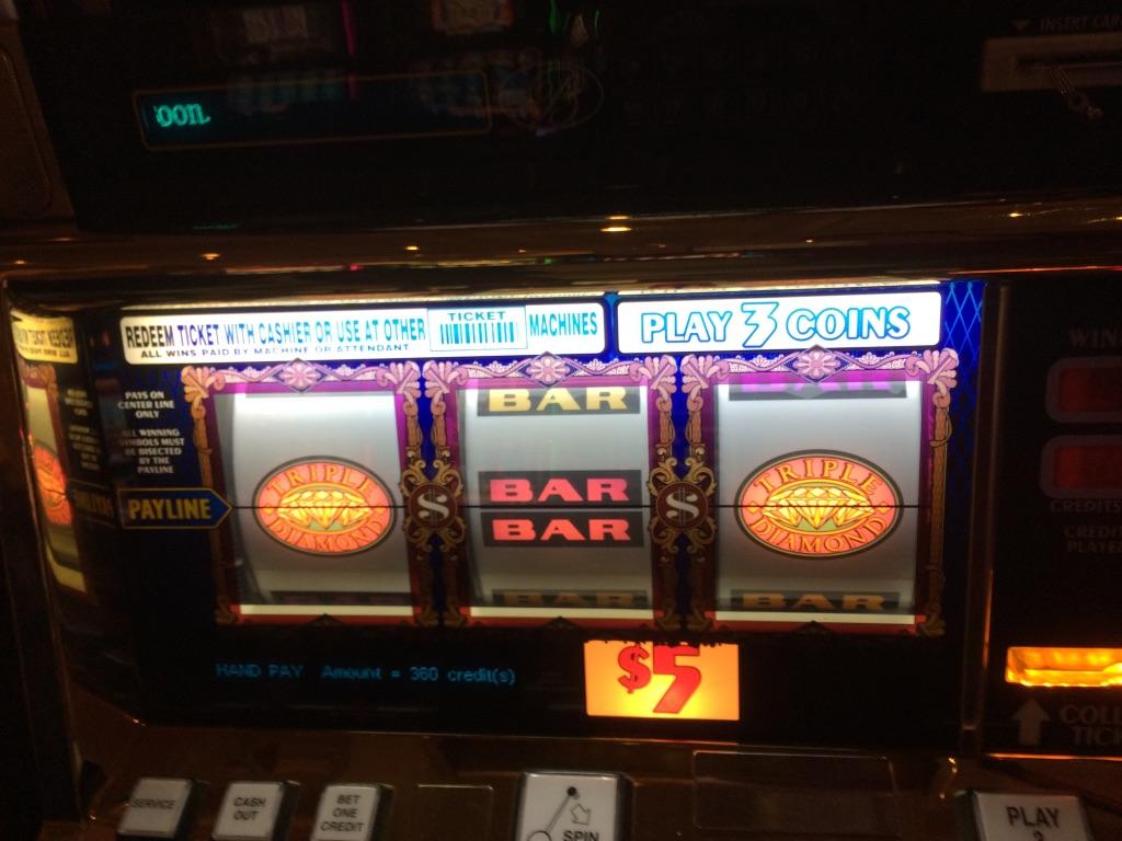 ラスベガススロットマシン Top Dollar