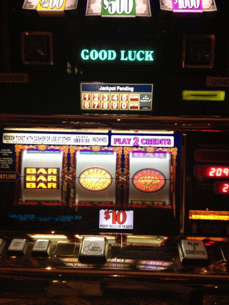 Top Dollar Jackpot 3600$