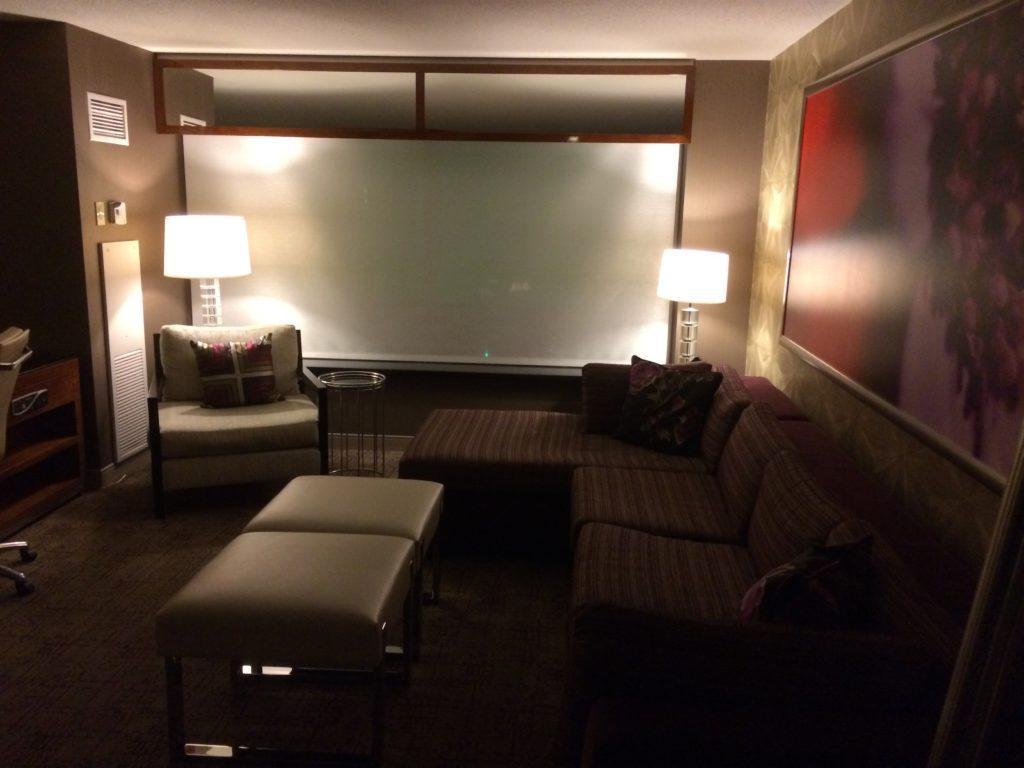 ラスベガス MGM ホテル 客室