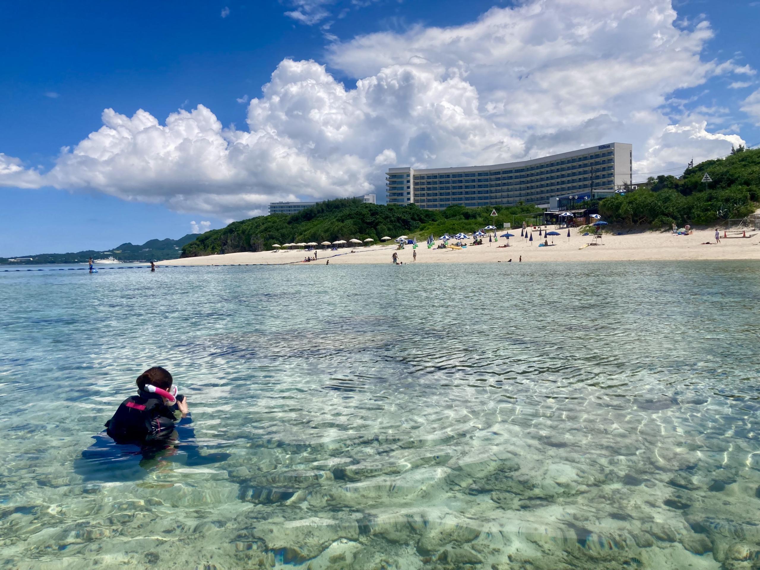 ヒルトン沖縄瀬底リゾート