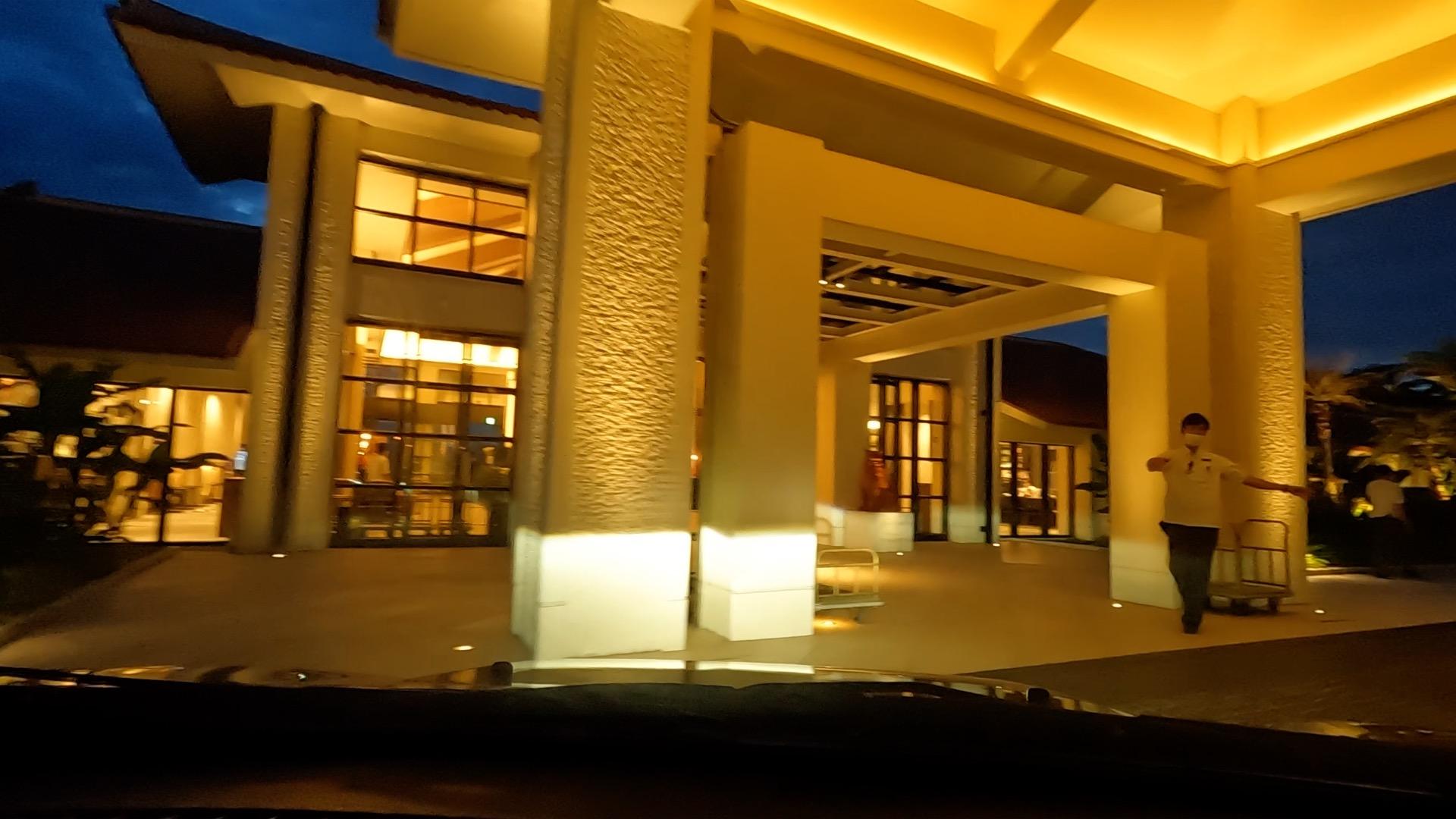 フサキリゾートホテル