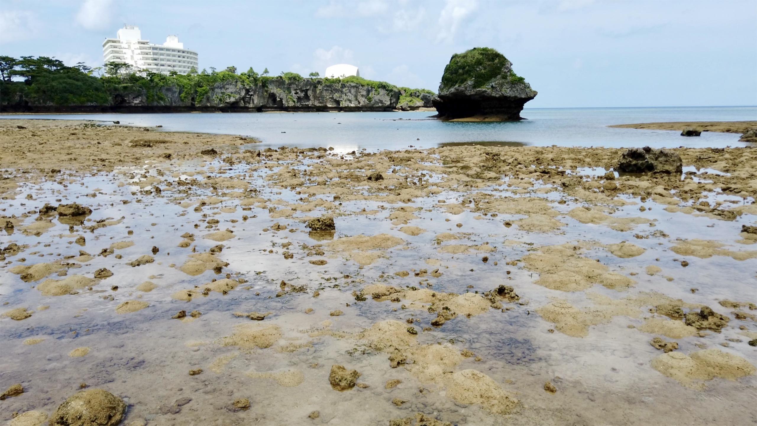 瀬良垣の浜